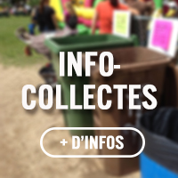Éco-quartier - Collectes