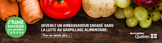 gaspillage alimentaire recyc-québec