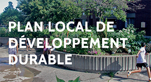 Image de promotion du plan local de développement durable de l'arrondissement Mercier-Hochelaga-Maisonneuve