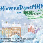 bannière de la campagne hivervedansmhm