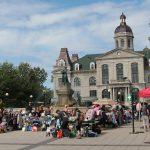 Bazar du réemploi d'Hochelaga-Maisonneuve