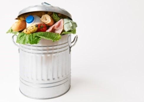 visuel pour article sur le gaspillage alimentaire de Recyc-QC