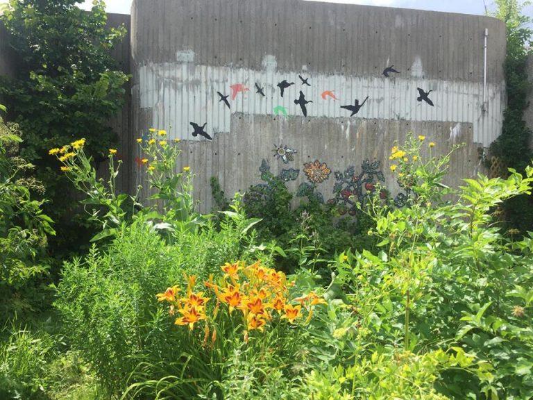 jardin éducatif de l'Esplanade